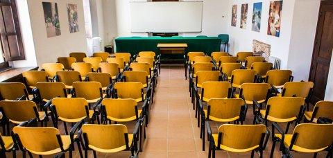 EGST: valutazione della preparazione iniziale 2019/2020 – Distribuzione candidati per aula