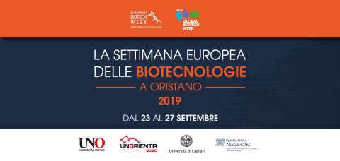 La settimana europea delle Biotecnologie a Oristano: dal 23 al 27 settembre 2019