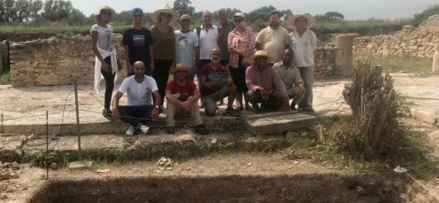 Nesiotikà: XV Missione a Neapolis – Nabeul (Tunisia)
