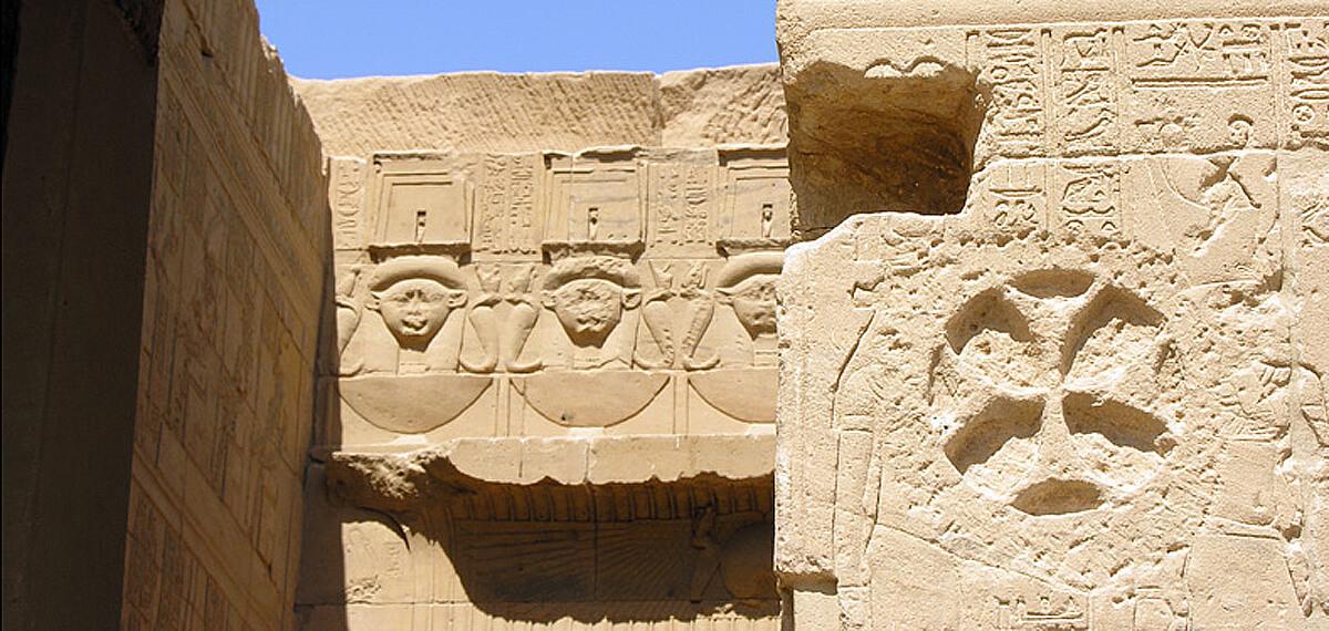 """Nesiotikà: """"Il riuso cristiano dei templi egizi""""a cura del Dott. Radi Abouarab"""