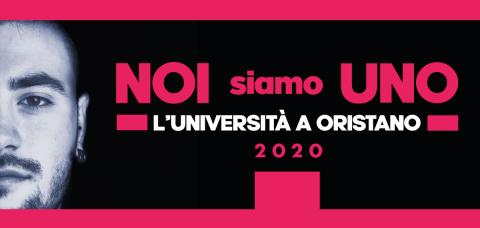 Al via la campagna di comunicazione 2020 di UNO L'Università a Oristano
