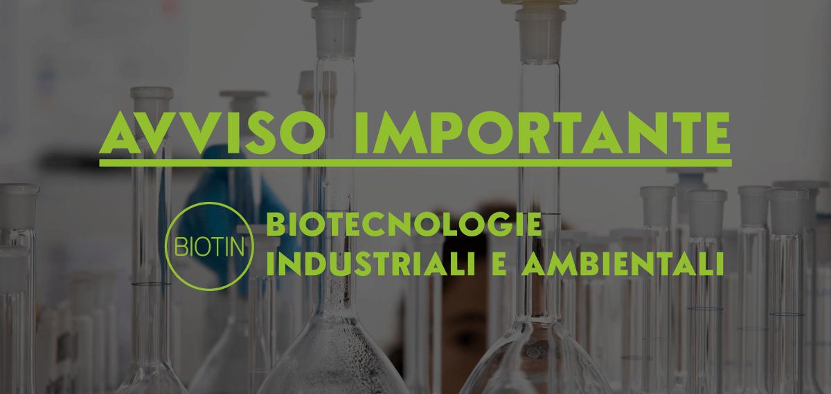 Biotin: aggiornamenti su esami, lauree e tasse universitarie