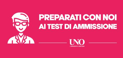 UNO Summer School: corsi on line gratuiti di preparazione ai test di ammissione