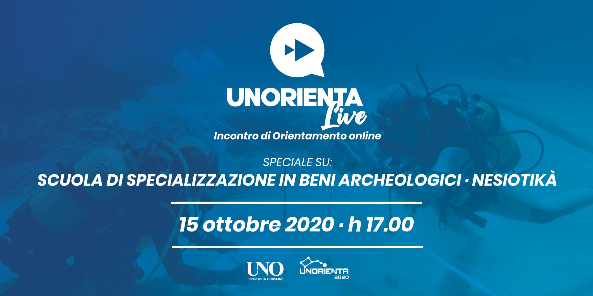 UNOrienta Live – Speciale Nesiotikà