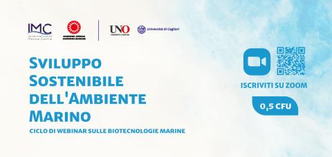 Biotin: ciclo di webinar sulle Biotecnologie Marine 28-29-30 giugno